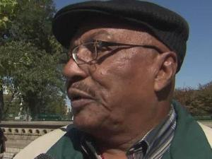Albert Walden traveled from Raleigh to witness the dedication of the Martin Luther King Jr. monument in Washington D.C.