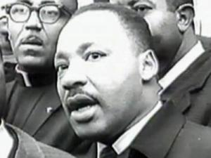 MLK Day celebrated with memorial