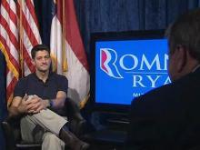 Web only: Ryan talks about economy, Medicare, abortion