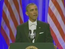 Obama's remarks at Commander in Chief's ball