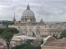 Looking back: Catholics select new pope