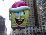 Winds can't keep Macy's parade down