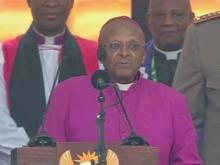 Nelson Mandela memorial service, pt 4