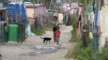 IMAGE: Cape Town shantytown defies Mandela's legacy