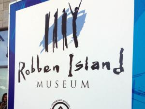 Once a notorious prison, Robben Island, off the coast of South Africa, has been turned into a museum that attracts tourists and South Africans alike.