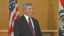 St. Louis Prosecuting Attorney Robert McCulloch