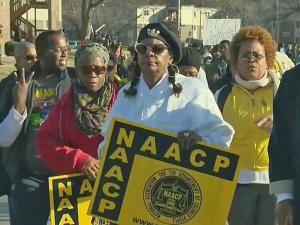 NAACP Protests