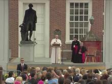 Pope in Philadelphia