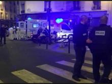 Terrorists launch attacks in Paris