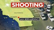 Shooting in San Bernardino