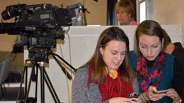 Elon University students are covering the 2016 presidential campaign in Iowa.