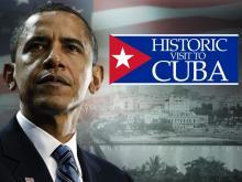 Obama's historic trip to Cuba
