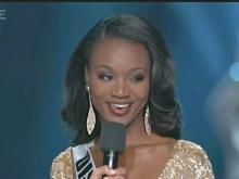 Fayetteville native named Miss USA