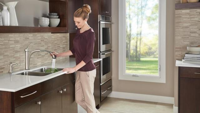 Updated appliances can help you streamline kitchen organization.