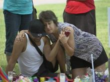Despite language barrier Orlando community mourns together