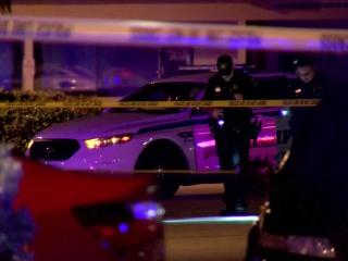 Police say gunfire erupted early Monday morning in a Florida nightclub, leaving at least 14 injured and two dead.