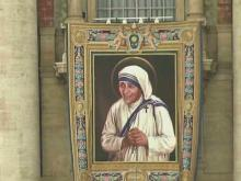 Thousands flock to Rome for canonization of Mother Teresa