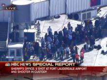 Shooting at Florida airport