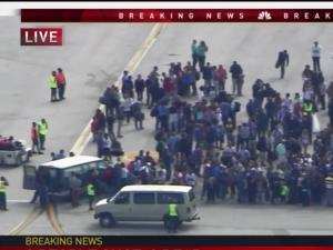 At least 3 dead, 9 injured in shooting at Fort Lauderdale Airport.