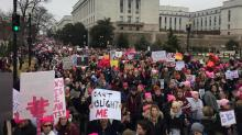 Thousands descend on D.C.