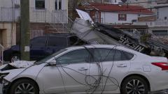 Small plane crashes in New Jersey neighborhood