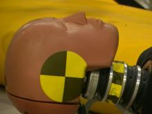 Dangerous drones? Dummies take hits to test injury risks