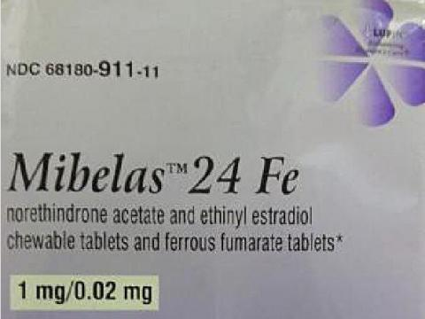 Company recalls birth control pills that could lead to unintended pregnancies