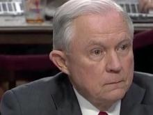Sessions refuses to answer questions about Trump conversations