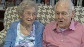 Eight decades of love: Michigan couple shares marriage...