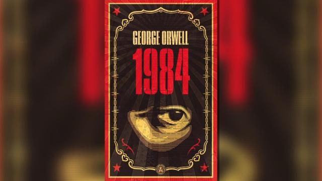"""1984"" was published in 1949. The fictional story describes a futuristic authoritarian state that is engaged in smothering surveillance of its citizens."