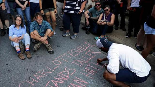 Attorney General Jeff Sessions has promised the Justice Department is taking action following the tragic events that took place in Charlottesville, Va.