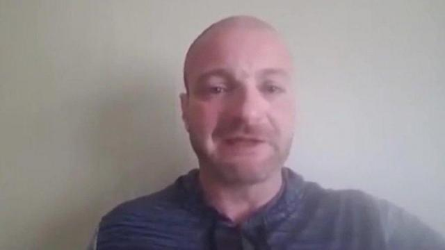 Christopher Cantwell, who was featured in a Vice documentary about a white supremacist rally in Charlottesville, Virginia, has turned himself in, authorities said Wednesday August 23, 2017.