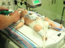 Baby simulator help train doctors to care for sickest