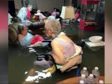 Nursing home owner 'amazed nobody was rescuing us' during Harvey