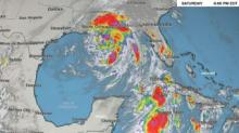 IMAGES: Hurricane Nate makes second US landfall