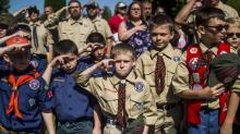 IMAGE: In historic change, Boy Scouts to let girls in some programs