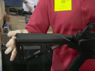 Prices, interest rise for bump stocks after Las Vegas shooting