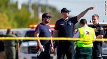 IMAGES: Texas church gunman 'seemed miserable' as a security guard last week