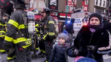 IMAGES: Normal NYC commute turns to chaos with explosion