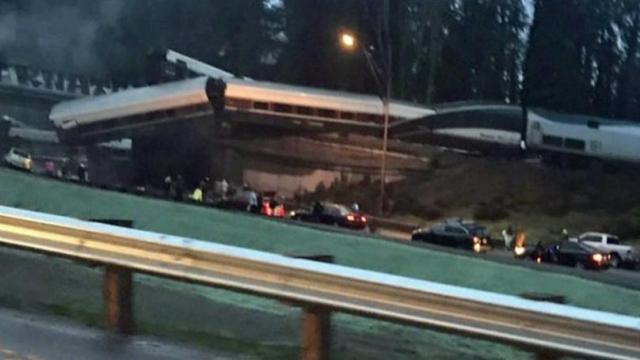 NC officials to review Amtrak derailment as state considers higher-speed rail