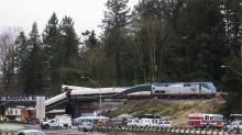 IMAGES: At Least 6 Dead in Amtrak Derailment in Washington State, Officials Say