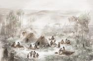 IMAGE: In Grave of Child, DNA Evidence of Early Migrants to the Americas