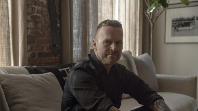 """Bob Harper, the celebrity fitness trainer from the TV show """"The Biggest Loser,"""" who suffered a heart attack in 2017, at his home in New York, Jan. 5, 2018. He eventually found out the cause was a particle in the blood called lipoprotein(a), which few doctors test for. """"Being healthy is not about what you can do in the gym,"""" Harper said. """"It's not about what you can do on the outside. It's what's going on in the inside. (Hilary Swift/The New York Times)"""