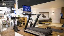 IMAGES: Heart-Pounding Experience From the New Peloton Tread