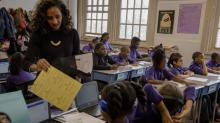 IMAGES: Can a 'No Excuses' Charter Teach Students to Think for Themselves?