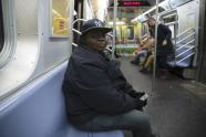 IMAGES: As Homeless Take Refuge in Subway, More Officers Are Sent to Help