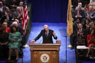 IMAGES: Murphy Pledges a Progressive Course for New Jersey