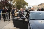 IMAGES: No New Trial For Menendez in Graft Case