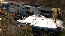 IMAGES: 2 killed, 116 hurt when Amtrak train crashes into stationary freight train