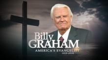 IMAGE: Billy Graham to lie in honor at US Capitol